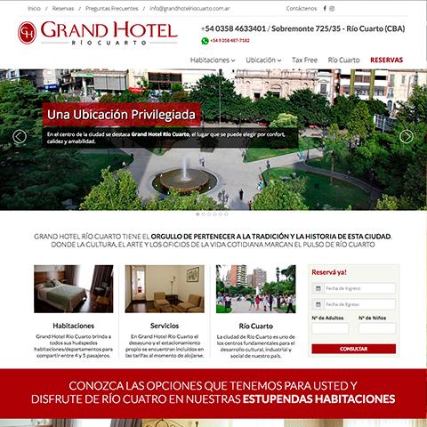 Grand Hotel Rio Cuarto