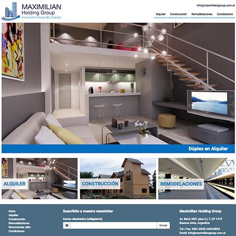 Maximilian Holding Group
