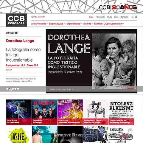Centro Cultural Borges