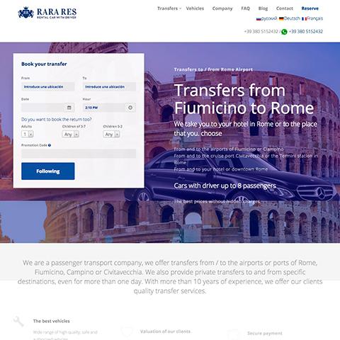 Italy Rome Transfer