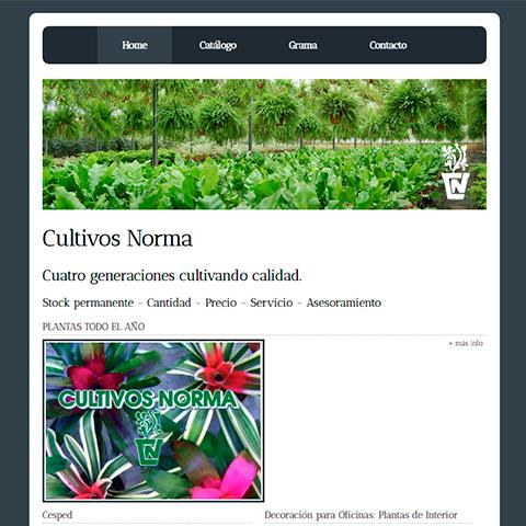 Cultivos Norma